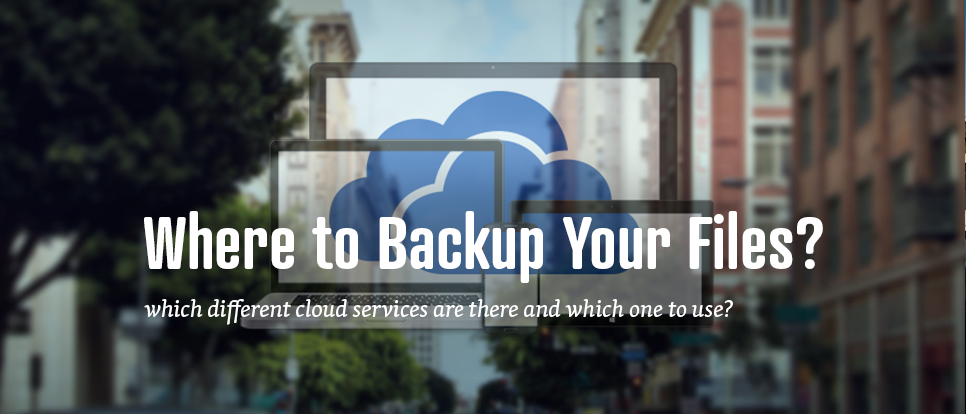 Which web cloud service should you choose?