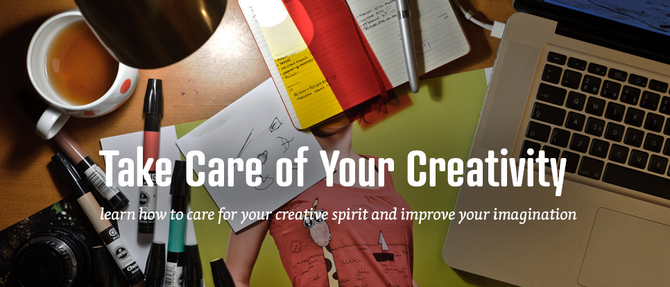 How to hold on to your creative spirit