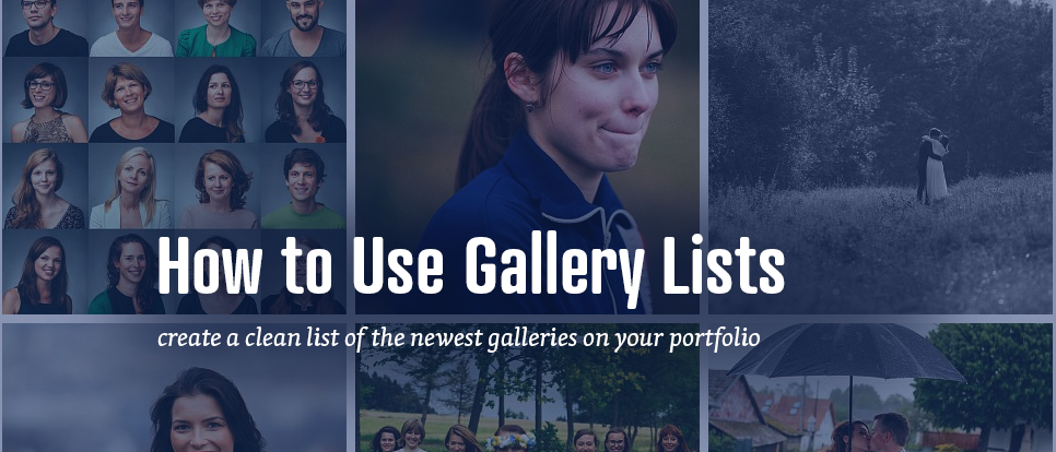 What are Newest galleries and how to set them up