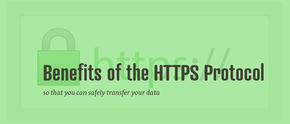 What is HTTPS good for
