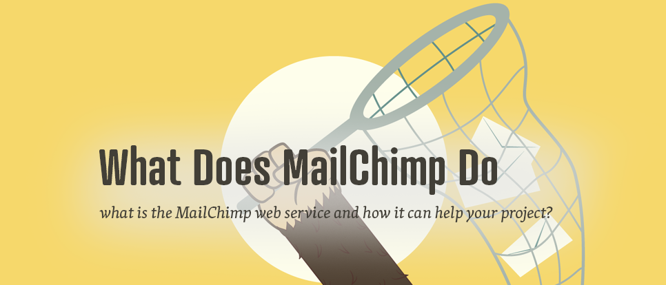 Starting with the MailChimp service