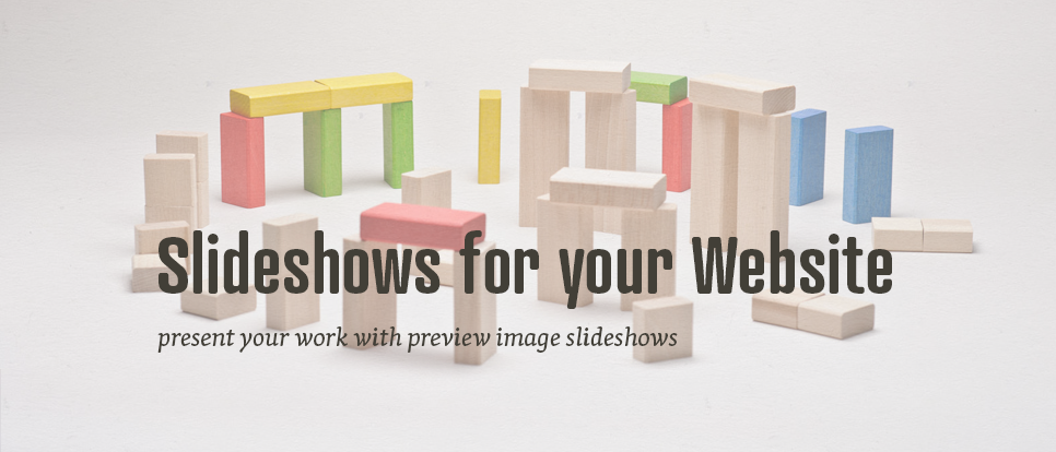 Why and how to use slideshow on your website?