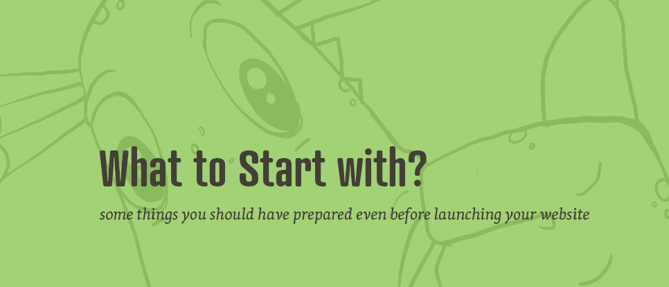 Things you should do before launching your website